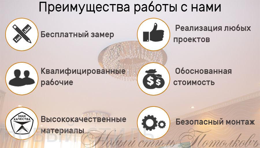 Компания «Новый стиль Потолковъ»